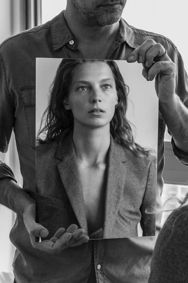 CAMPAIGN Daria Werbowy for Equipment Fall 2015 by Daria Werbowy. www.imageamplified.com, Image Amplified (5)