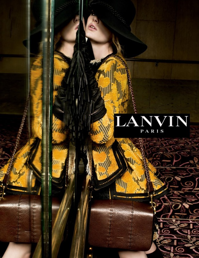 CAMPAIGN Lanvin Fall 2015 by Tim Walker. Jacob K, www.imageamplified.com, Image Amplified (2)