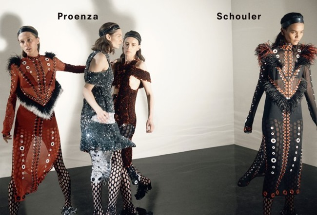 CAMPAIGN Proenza Schouler Fall 2015 by David Sims. Marie Chaix, www.imageamplified.com, Image Amplified (2)