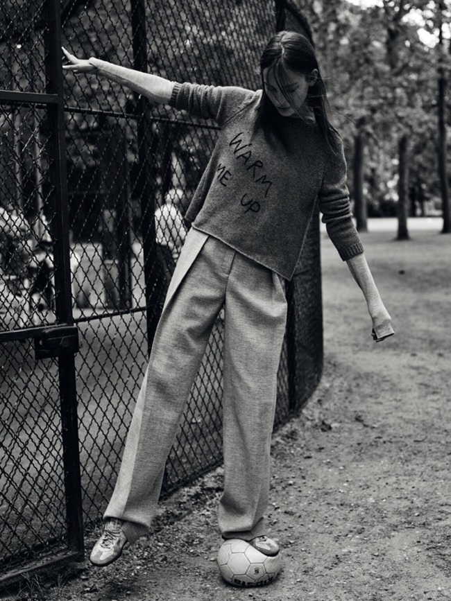 VOGUE PARIS Julia Bergshoeff by Gregory Harris. Geraldine Saglio, August 2015, www.imageamplified.com, Image Amplified (9)