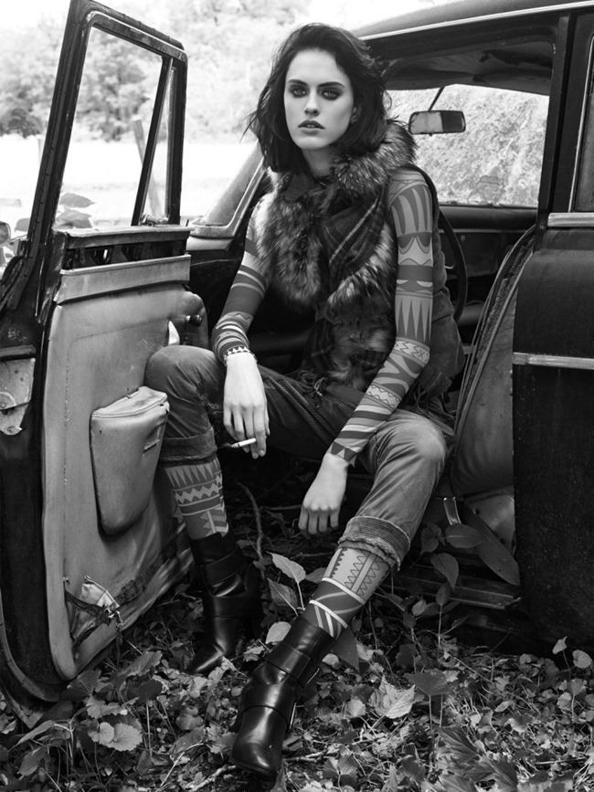 NUMERO MAGAZINE Sarah Brannon by Victor Demarchelier. Charles Varenne, August 2015, www.imageamplified.com, Image Amplified (4)