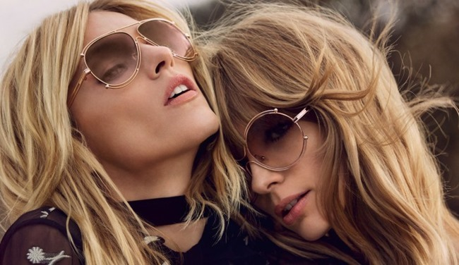 CAMPAIGN Anja Rubik & Julia Stegner for Chloe Fall 2015 by Inez & Vinoodh. www.imageamplified.com, Image Amplified (2)