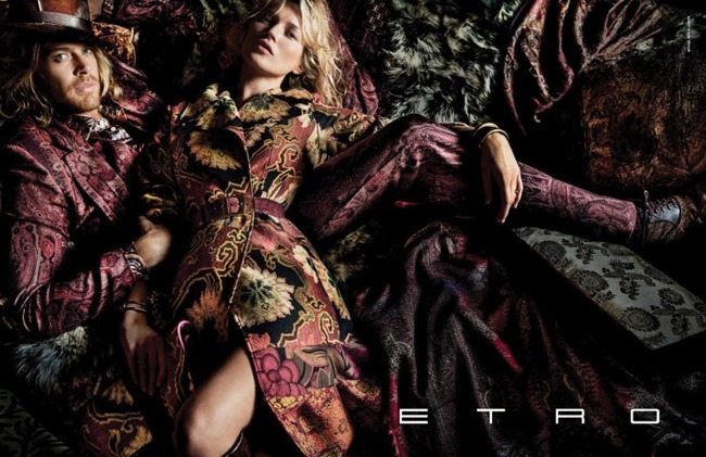CAMPAIGN Kate Moss for Etro Fall 2015 by Mario Testino. www.imageamplified.com, Image Amplified (1)