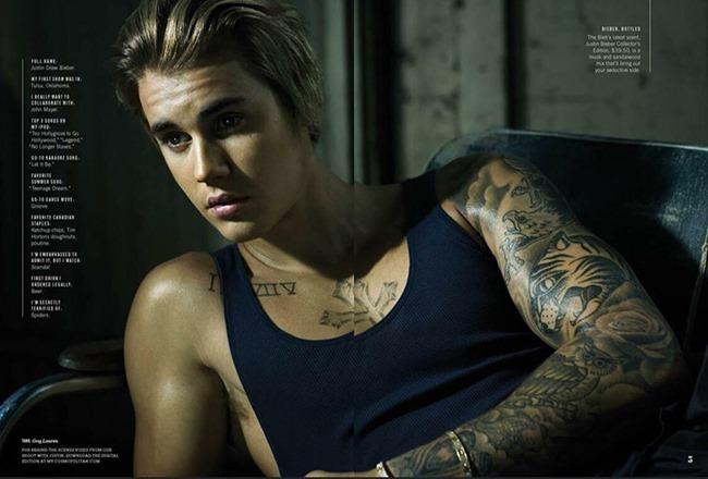 COSMOPOLITAN MAGAZINE Justin Bieber by Anthony Mandler. James DeMolet, September 2015, www.imageamplified.com, Image Amplified (3)