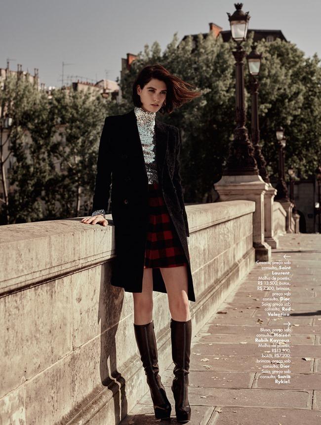 L'OFFICIEL BRASIL Manon Leloup by Nicole Heiniger. August 2015, www.imageamplified.com, Image Amplified (7)
