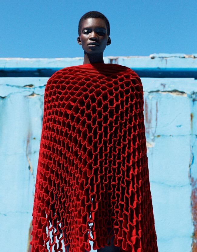 PORTER MAGAZINE Achok Majak & Cubans by Mikael Jansson. George Cortina, Fall 2015, www.imageamplified.com, Image Amplified (8)