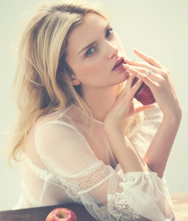 PORTER MAGAZINE Lily Donaldson by David Bellemere. Marina Gallo, Fall 2015, www.imageamplified.com, Image Amplified (8)