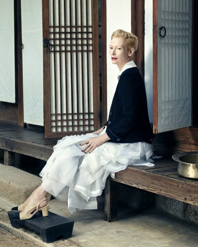 VOGUE KOREA Tilda Swinton by Hong Jang Hyun. Jerry Stafford, August 2015, www.imageamplified.com, Image Amplified (8)