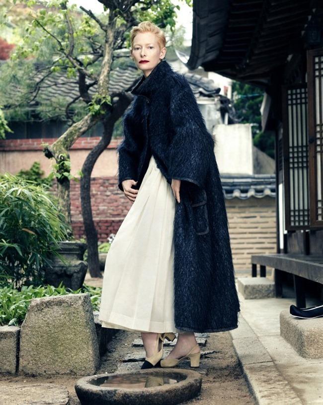 VOGUE KOREA Tilda Swinton by Hong Jang Hyun. Jerry Stafford, August 2015, www.imageamplified.com, Image Amplified (9)