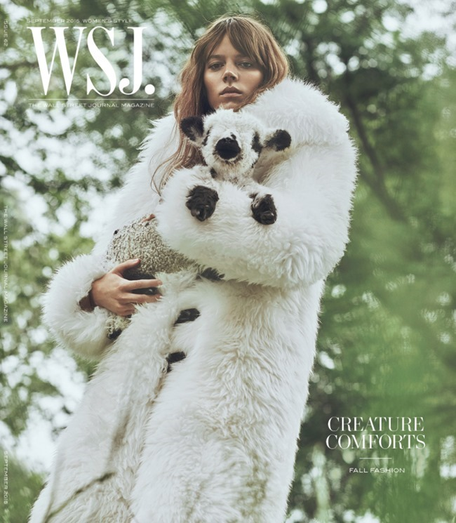 WSJ MAGAZINE Freja Beha Erichsen by Lachlan Bailey. Ludivine Poiblanc, September 2015, www.imageamplified.com, Image Amplified (1)