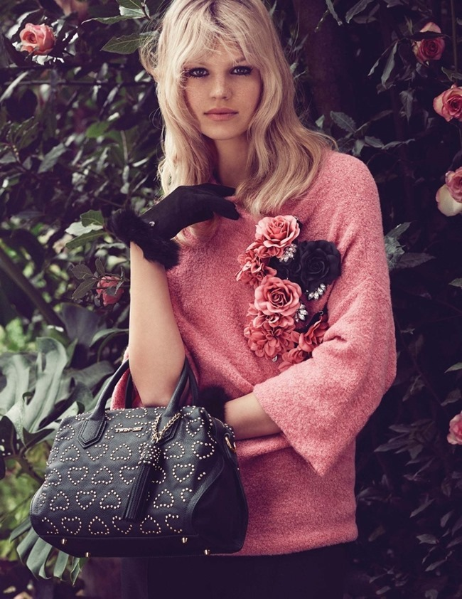 CAMPAIGN Nadine Leopold for Twin-Set Fall 2015. www.imageamplified.com, Image Amplified (6)