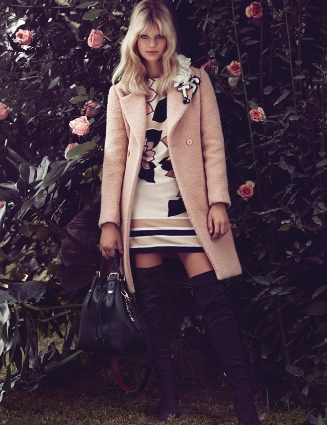 CAMPAIGN Nadine Leopold for Twin-Set Fall 2015. www.imageamplified.com, Image Amplified (8)