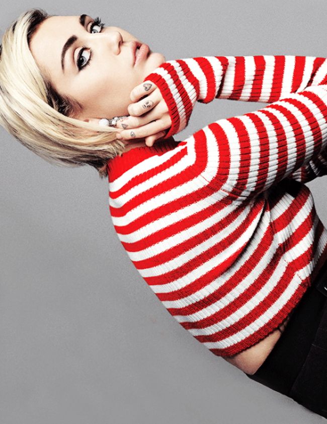 MARIE CLAIRE MAGAZINE Miley Cyrus by Mark Seliger. September 2015, www.imageamplified.comm, Image Amplified (1)