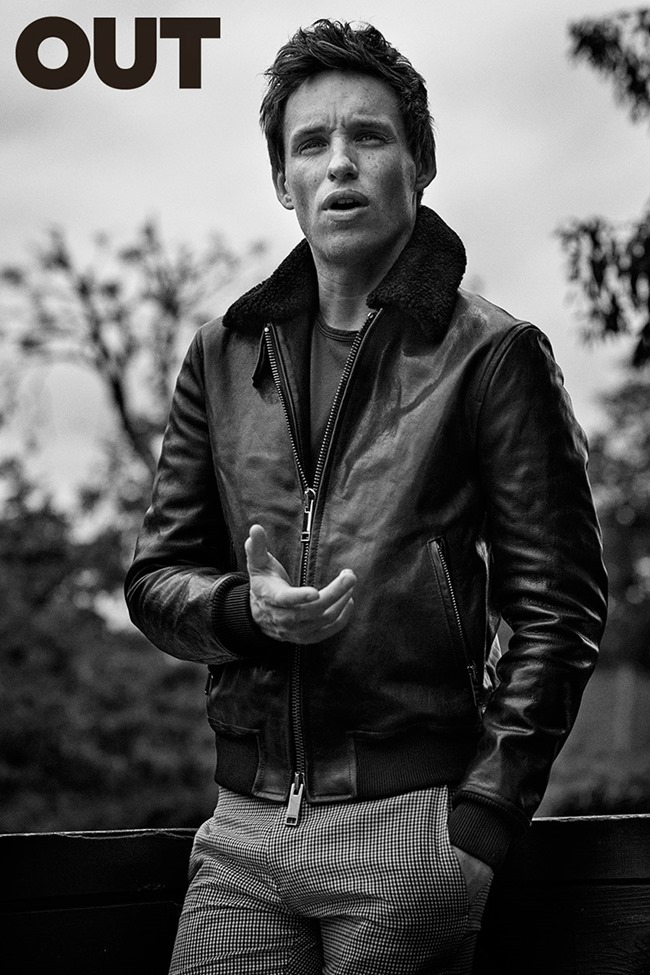 OUT MAGAZINE Eddie Redmayne by John Balsom. Grant Woolhead, September 2015, www.imageamplified.com, Image Amplified (5)
