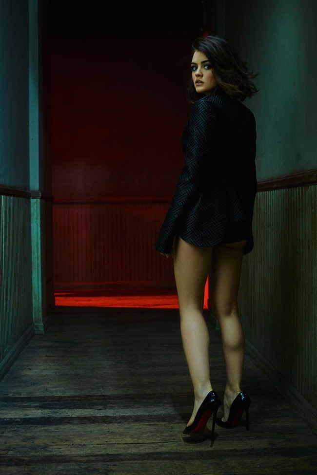 V MAGAZINE Lucy Hale by James Lee Wall. Summer 2015, www.imageamplified.com, Image amplified (1)