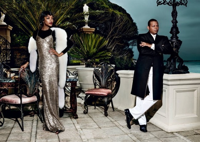 VOGUE MAGAZINE Empire Rises by Mario Testino. Camilla Nickerson, September 2015, www.imageamplified.com, Image Amplified (1)