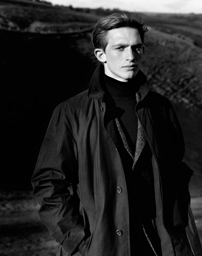 CAMPAIGN Charlie Taylor for Margaret Howell Fall 2015 by Alasdair McLellan. www.imageamplified.com, Image Amplified (1)