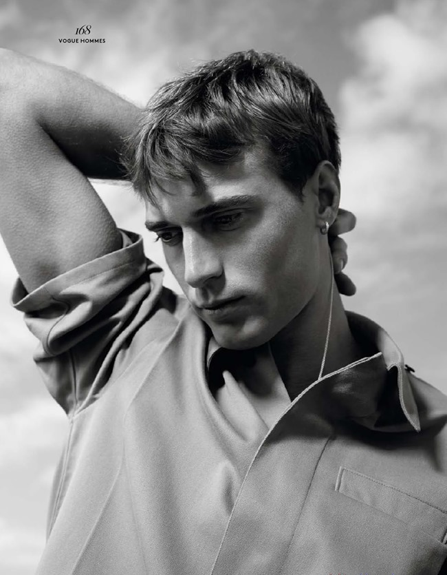 VOGUE HOMMES PARIS Portraits by Willy Vanderperre. Summer 2015, www.imageamplified.com, Image Amplified (6)