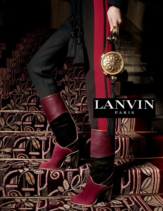 CAMPAIGN Lanvin Fall 2015 by Tim Walker. Jacob K, www.imageamplified.com, Image amplified (3)