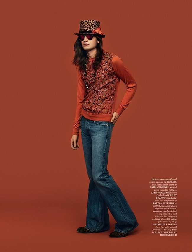 GQ STYLE UK Le freak, c'est chic by Thomas Cooksey. Jo Levin, Summer 2015, www.imageamplified.com, Image Amplified (4)