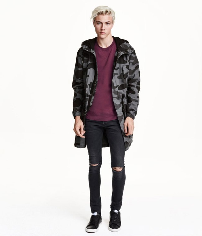 LOOKBOOK Lucky Blue Smith for H&M Fall 2015. www.imageamplified.com, Image amplified (12)
