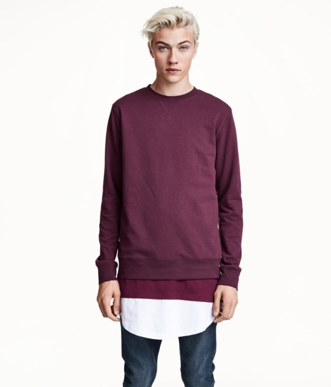 LOOKBOOK Lucky Blue Smith for H&M Fall 2015. www.imageamplified.com, Image amplified (24)