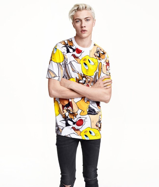 LOOKBOOK Lucky Blue Smith for H&M Fall 2015. www.imageamplified.com, Image amplified (32)