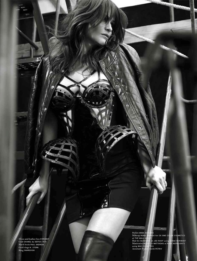 NO TOFU MAGAZINE Helena Christensen by Henrique Gendre. Anna Katsanis, Fall 2015, www.imageamplified.com, Image amplified (5)