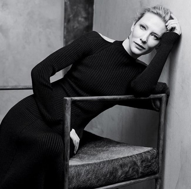 T STYLE MAGAZINE Cate Blanchett by Karim Sadli. Joe McKenna, Fall 2015, www.imageamplified.com, Image amplified (2)
