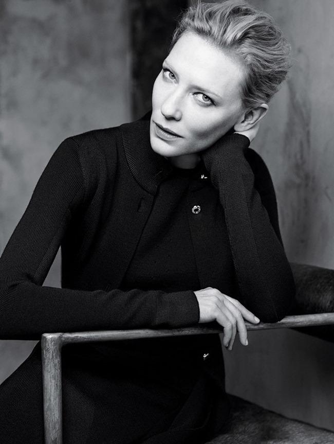 T STYLE MAGAZINE Cate Blanchett by Karim Sadli. Joe McKenna, Fall 2015, www.imageamplified.com, Image amplified (3)