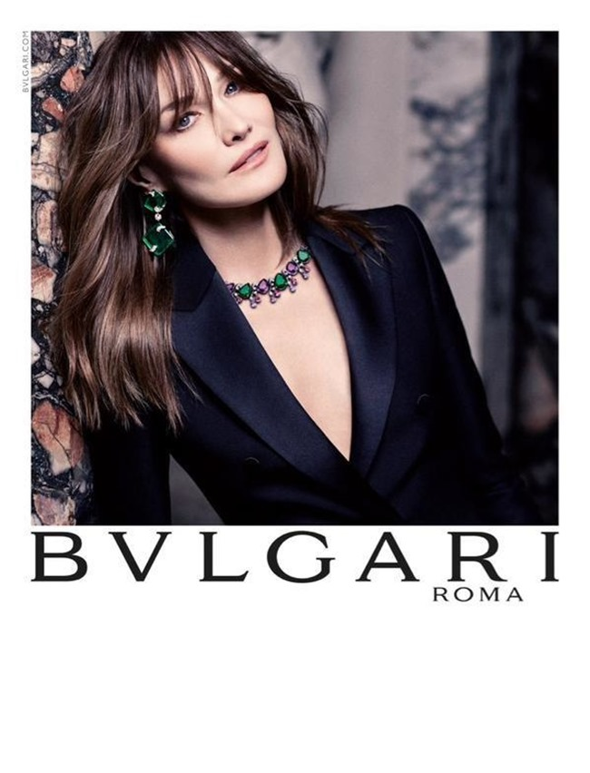 CAMPAIGN Carla Bruni for Bulgari Fall 2015 by Mikael Jansson. www.imageamplified.com, Image Amplified (1)