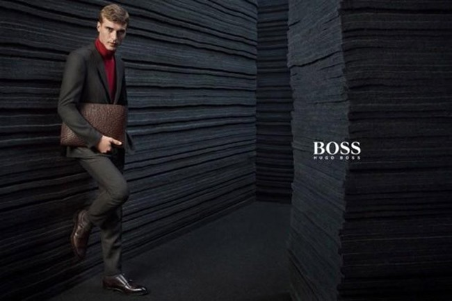CAMPAIGN Clement Chabernaud for BOSS Fall 2015 by Inez & Vinoodh. Joe McKenna, www.imageamplified.com, Image Amplified (3)