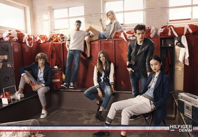 CAMPAIGN Hilfiger Denim Fall 2015 by Josh Olins. Matthew Tauger, www.imageamplified.com, Image Amplified (3)