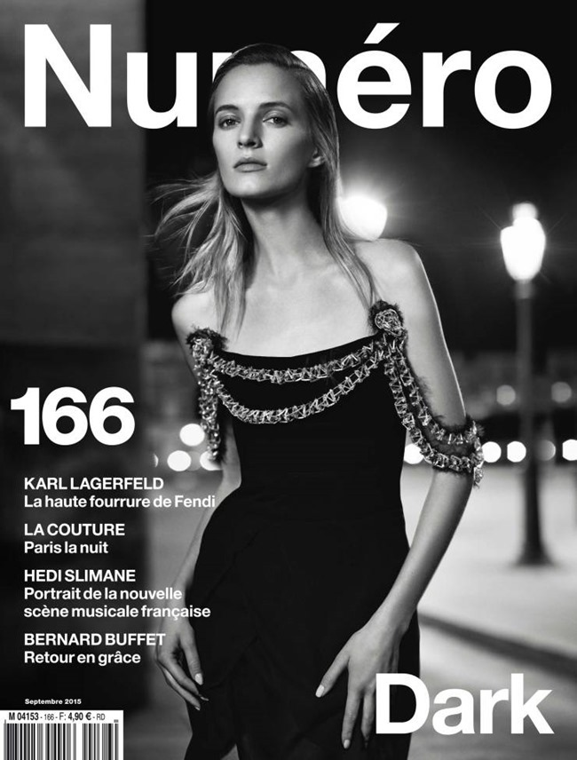 NUMERO MAGAZINE Daria Strokous by Nathaniel Goldberg. Samuel Francois, September 2015, www.imageamplified.com, Image Amplified (16)