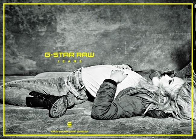 CAMPAIGN G-Star Raw Fall 2015 by Ellen von Unwerth. www.imageamplified.com, Image Amplified (6)