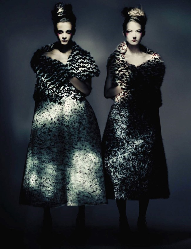 VOGUE ITALIA Haute Couture by Paolo Roversi. Jacob K, September 2015, www.imageamplified.com, Image amplified (6)