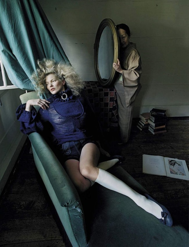 VOGUE ITALIA Kate Moss & Setsuko Ideta by Tim Walker. Jacob K, September 2015, www.imageamplified.com, Image Amplified (8)