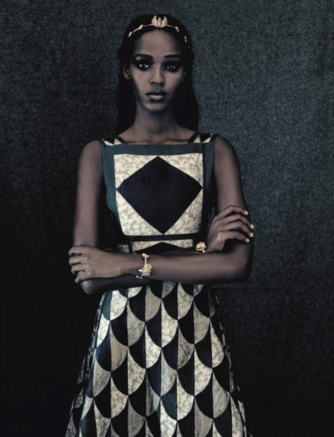 VOGUE ITALIA Leila Nda by Paolo Roversi. Panos Yiapanis, September 2015, www.imageamplified.com, Image amplified (5)