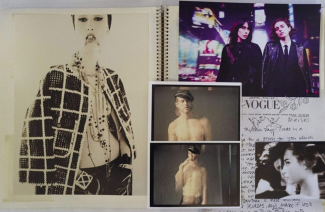 VOGUE ITALIA Scrapbook by Steven Meisel. Karl Templer, September 2015, www.imageamplified.com, Image amplified (5)