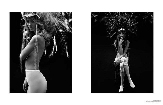 VULKAN MAGAZINE Alexandria Morgan & Megan Williams by Leonardo Corredor. Brandon Fogel, Fall 2015, www.imageamplified.com, Image Amplified (8)