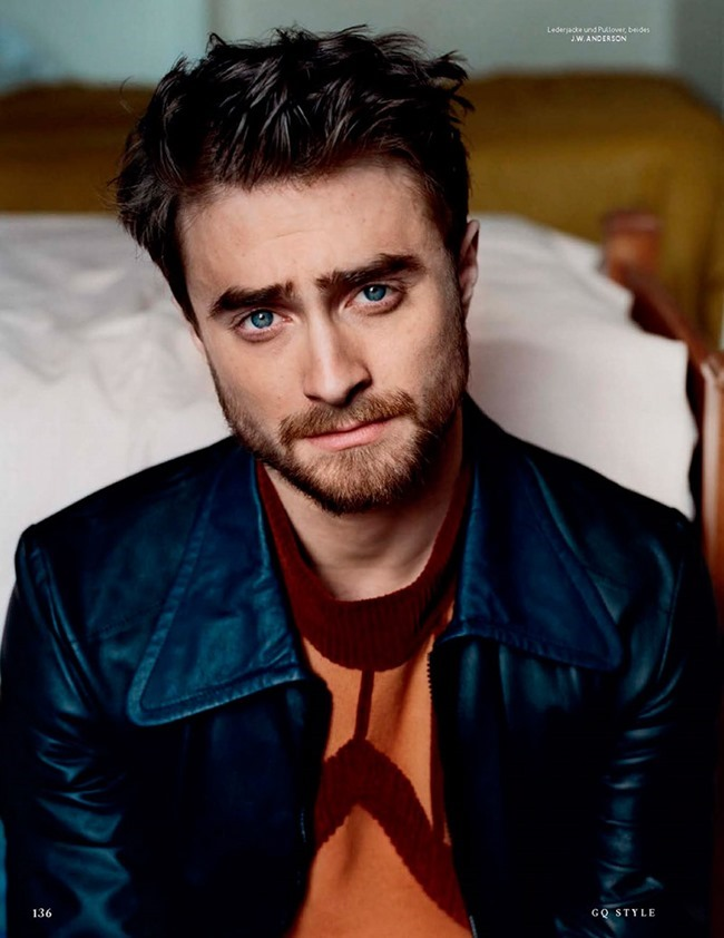 GQ STYLE GERMANY Daniel Radcliffe by Paul Wetherwell, Fall 2015, www.imageamplified.com, Image Amplified (5)