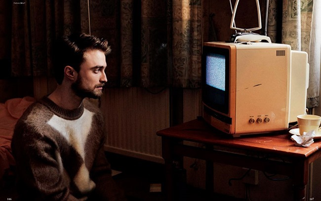 GQ STYLE GERMANY Daniel Radcliffe by Paul Wetherwell, Fall 2015, www.imageamplified.com, Image Amplified (2)