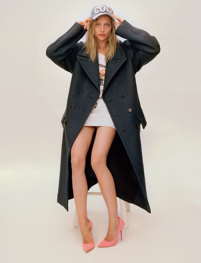 POP MAGAZINE Sasha Pivovarova by Brianna Capozzi. Stevie Dance, Fall 2015, www.imageamplified.com, Image Amplified (10)