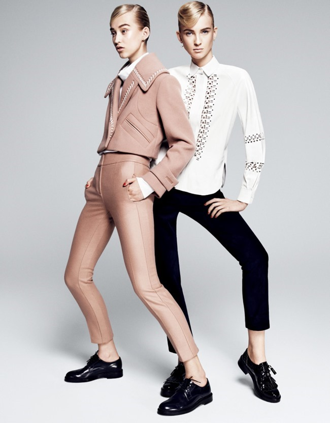 VOGUE JAPAN Two Cool by Paola Kudacki. Aurora Sansone, October 2015, www.imageamplified.com, Image Amplified (1)