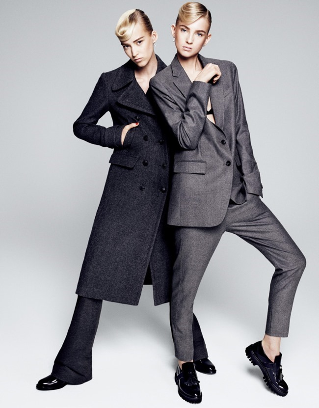 VOGUE JAPAN Two Cool by Paola Kudacki. Aurora Sansone, October 2015, www.imageamplified.com, Image Amplified (5)
