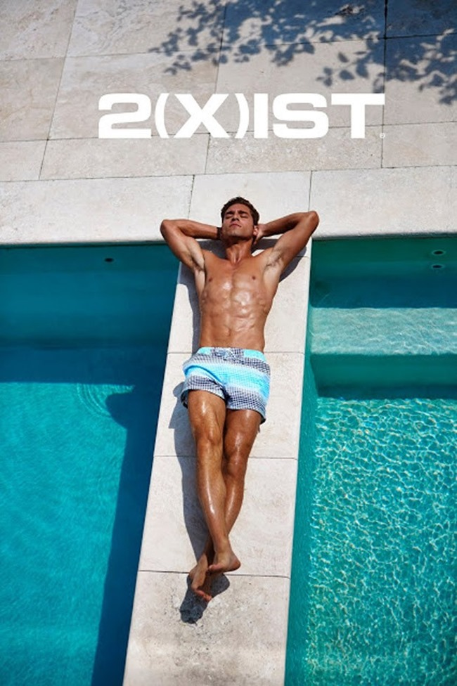 CAMPAIGN Andre Ziehe for 2(x)ist Swimwear 2015 by Mark Ledzian, www.imageamplified.com, Image Amplified (8)