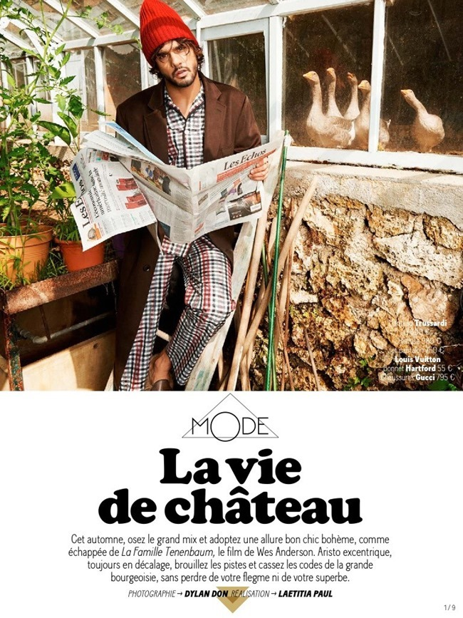 GQ FRANCE Marlon Teixeira by Dylan Don. Laetitia Paul, October 2015, www.imageamplified.com, Image Amplified (1)