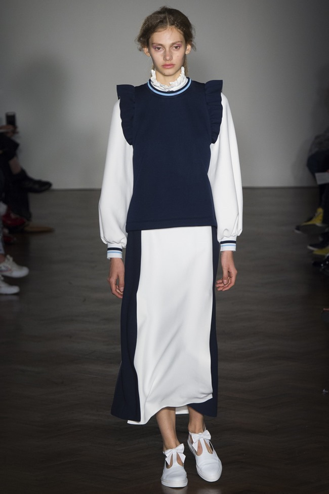 LONDON FASHION WEEK Mother of Pearl Spring 2016. www.imageamplified.com, Image Amplified (19)