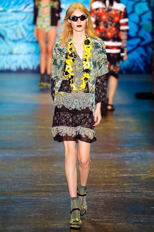 NEW YORK FASHION WEEK Anna Sui Spring 2016. www.imageamplified.com, Image Amplified (9)