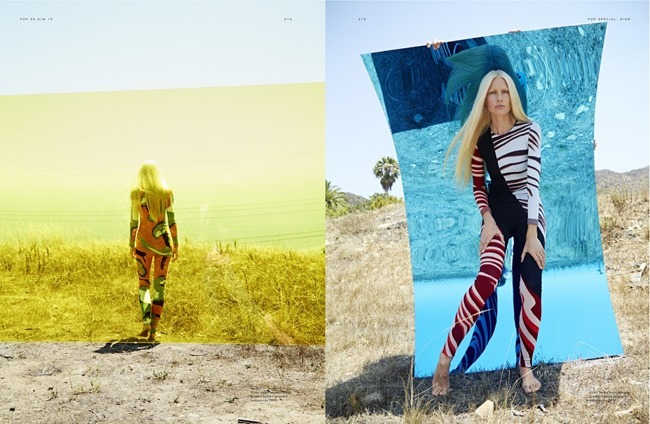 POP MAGAZINE Kirsty Hume by Tierney Gearon. Emilie Kareh, Fall 2015, www.imageamplified.com, Image Amplified (6)